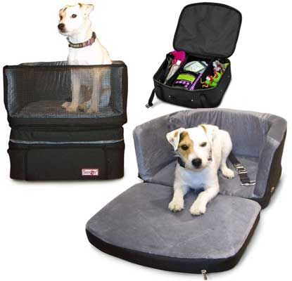 Dog Car Seat Types